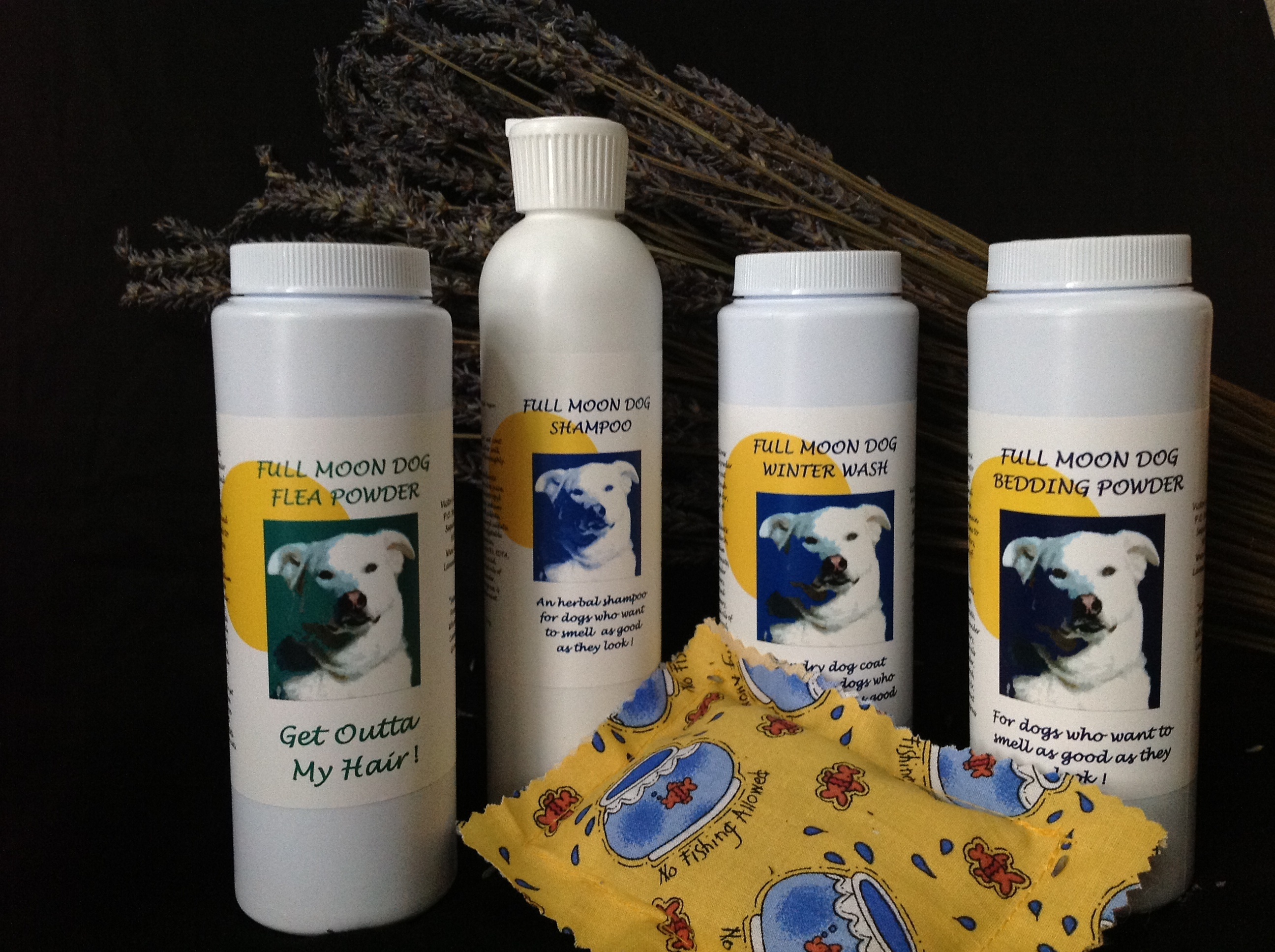 Pet Products Victor S Lavender Sequim Washington
